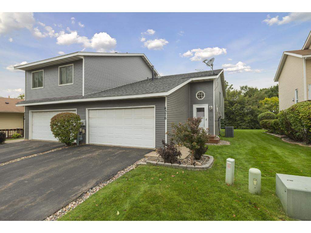 Welcome to 4376 Cinnamon Ridge Trail. A well maintained 3 bedroom, 2 bath end unit twin home in a prime Eagan location.