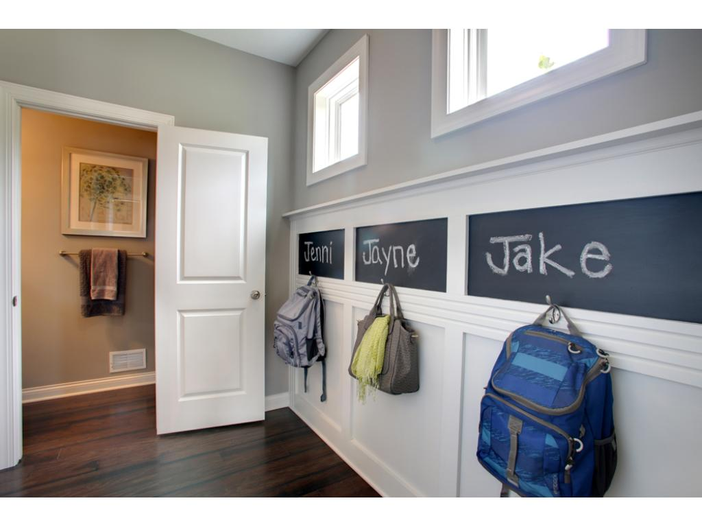 Roomy dimensions and walk in closets a must!