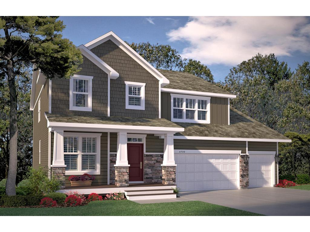 """Take advantage of the """"in house"""" trails that reside within Parkside community. Parkside Community-Blaine; gives you, """"A better home, a better way to live!"""""""