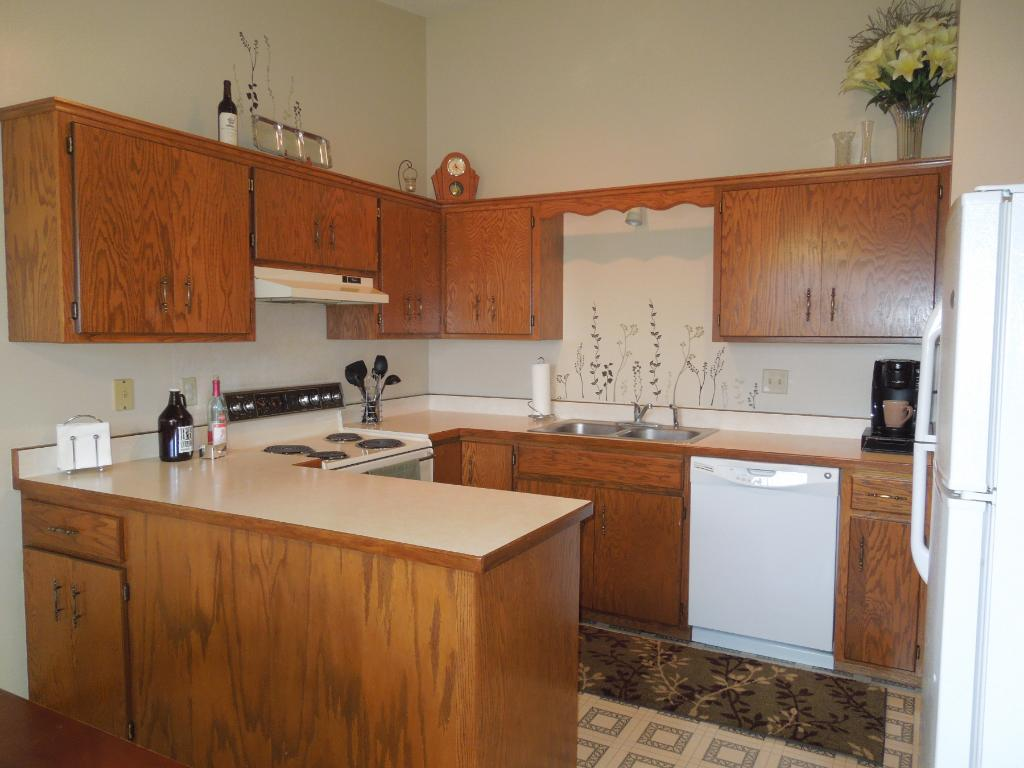 Parks and walking/bike trails just outside your door!