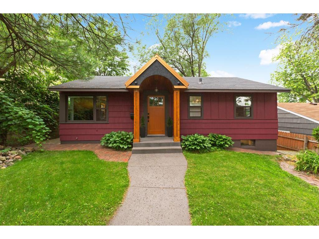 Completely Updated 4 Bedroom/3 Bath Home In Sought After Linden Hills