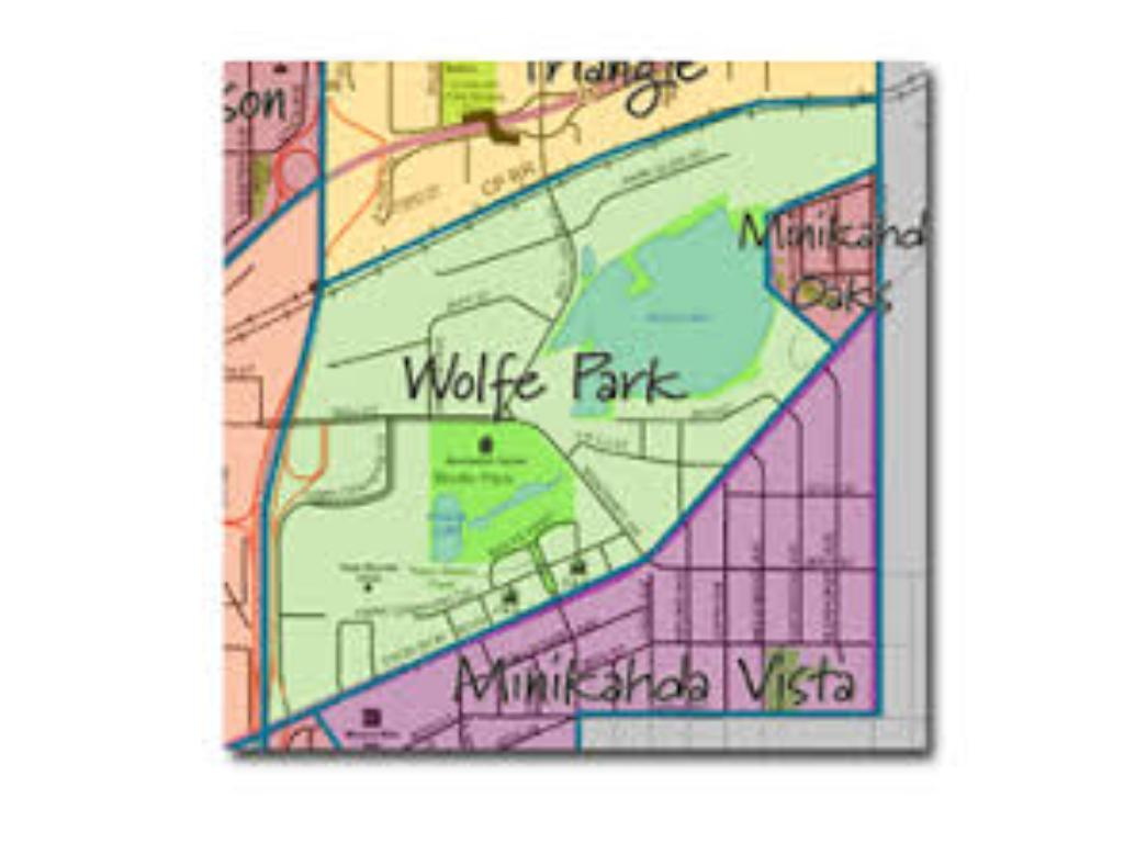 Across the road is Wolfe Park and rec center, featuring a year-round pavilion that holds many free events (and can be rented out by the public), walking trails, fishing pond, picnic shelters, playground, basketball court, and sand volleyball court.