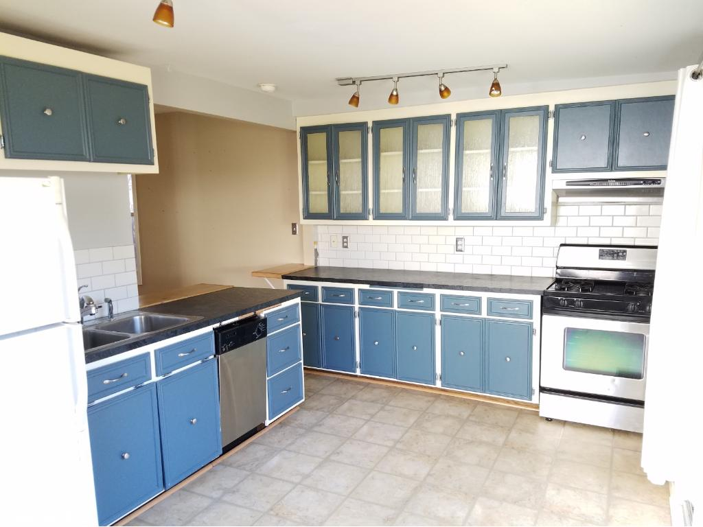 The Kitchen is large enough to add a center island.