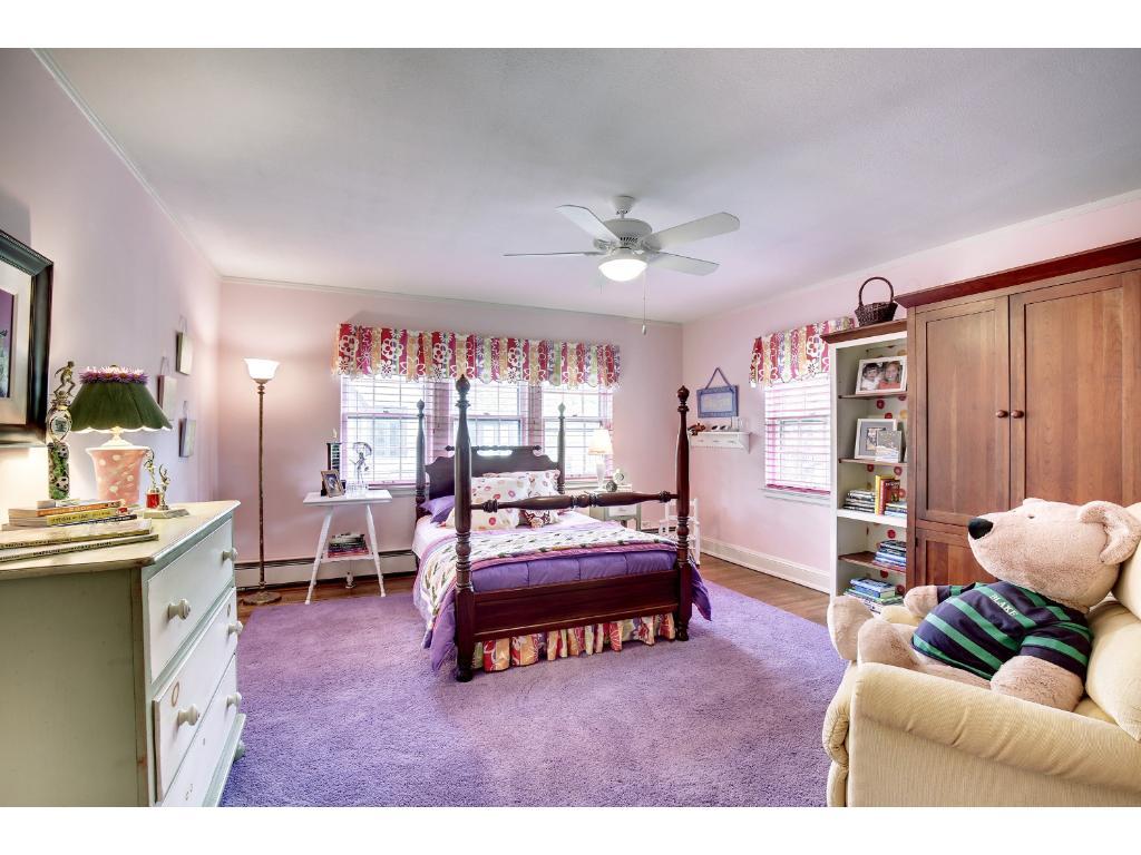Large 17'x14' bedroom on second floor.