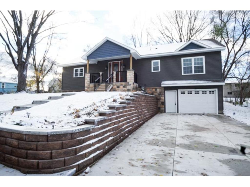 One Level Front Walk out! East Exposure. Beautiful new Construction! Custom-Built with all the bells and whistles. Note - Two car garage - builder will install double garage door. 9' Ceilings on Main Floor and 10' ceilings on Lower level