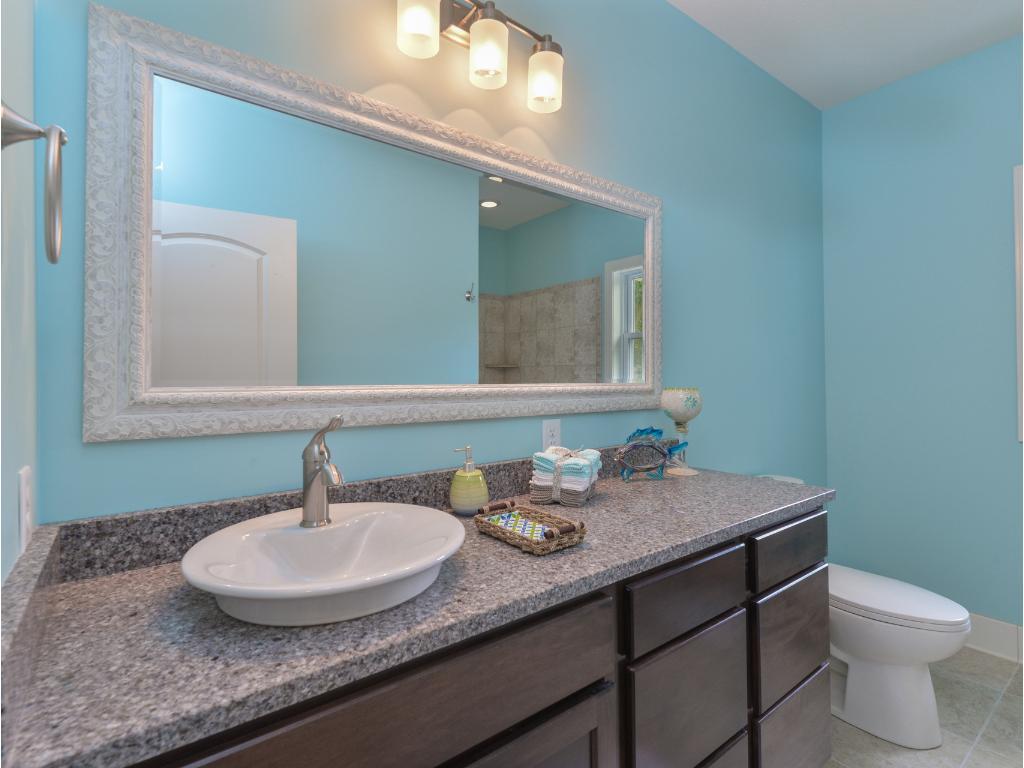 Main Floor 3/4 Guest Bath -