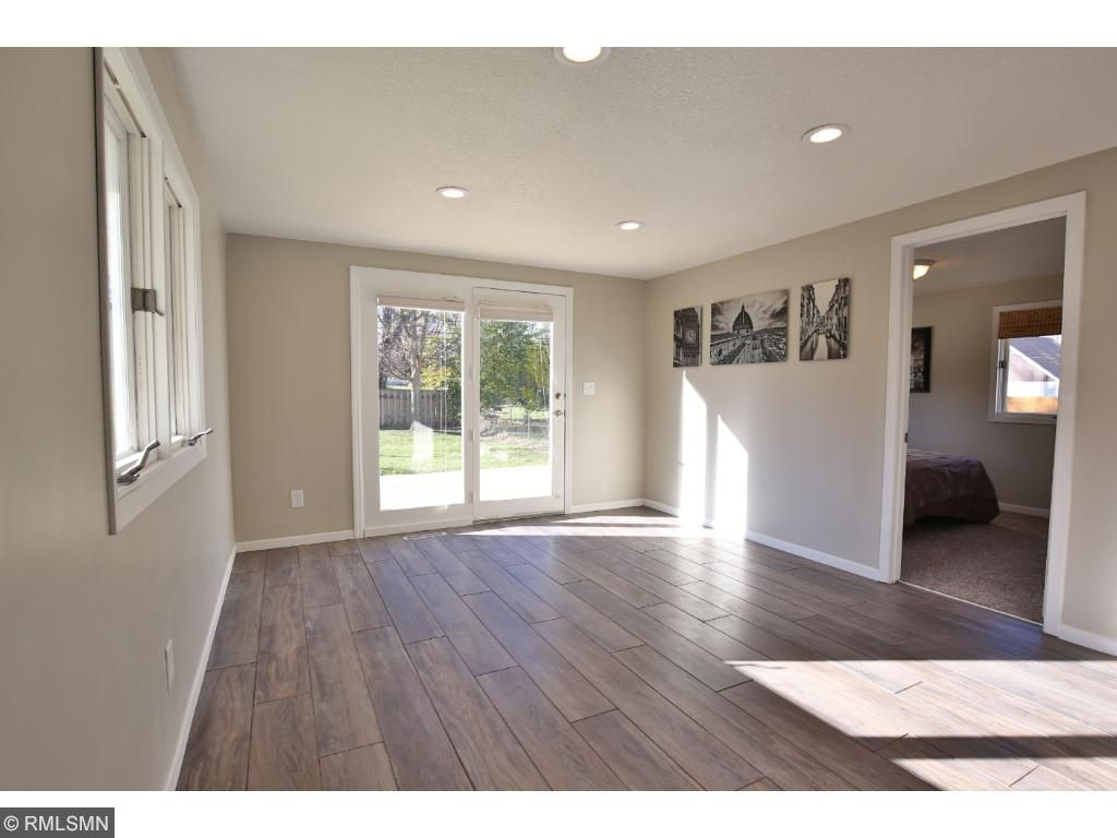 Nicely sized Family Room.