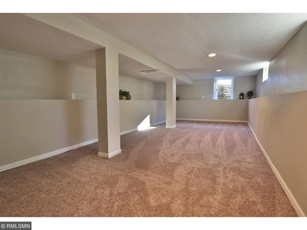 Large Bedroom in Basement.
