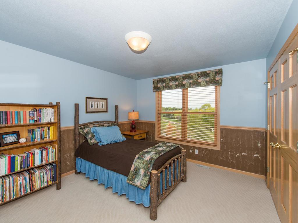 Upper level 13x12 Bedroom