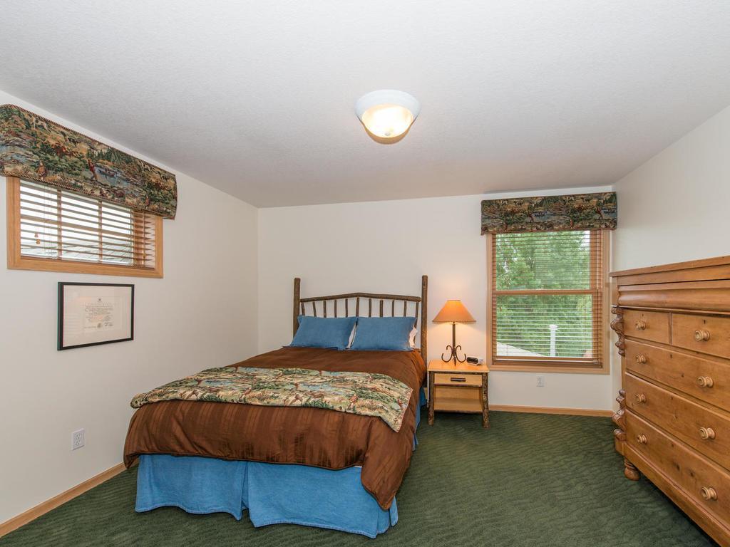 Upper level 13x12 Bedroom with walk-in closet