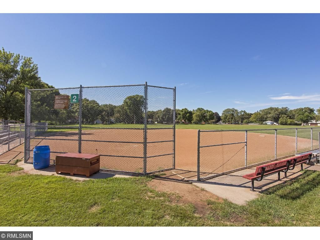 Welcome Park baseball field