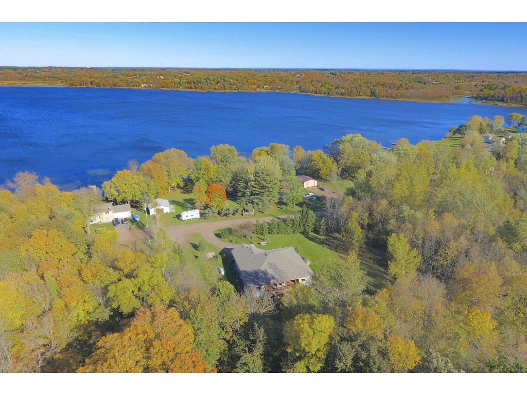 Nice lake and you have a 10ft Private deeded access for your dock !
