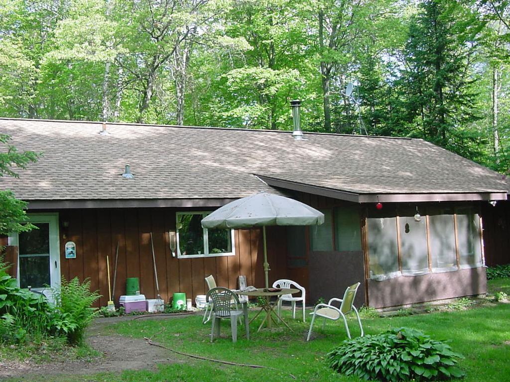 Lakeside of Cabin