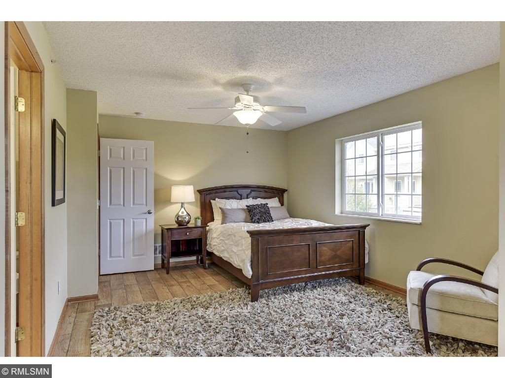 Master Bedroom Is Spacious w/ Flex area And Master Bath Walkthru!