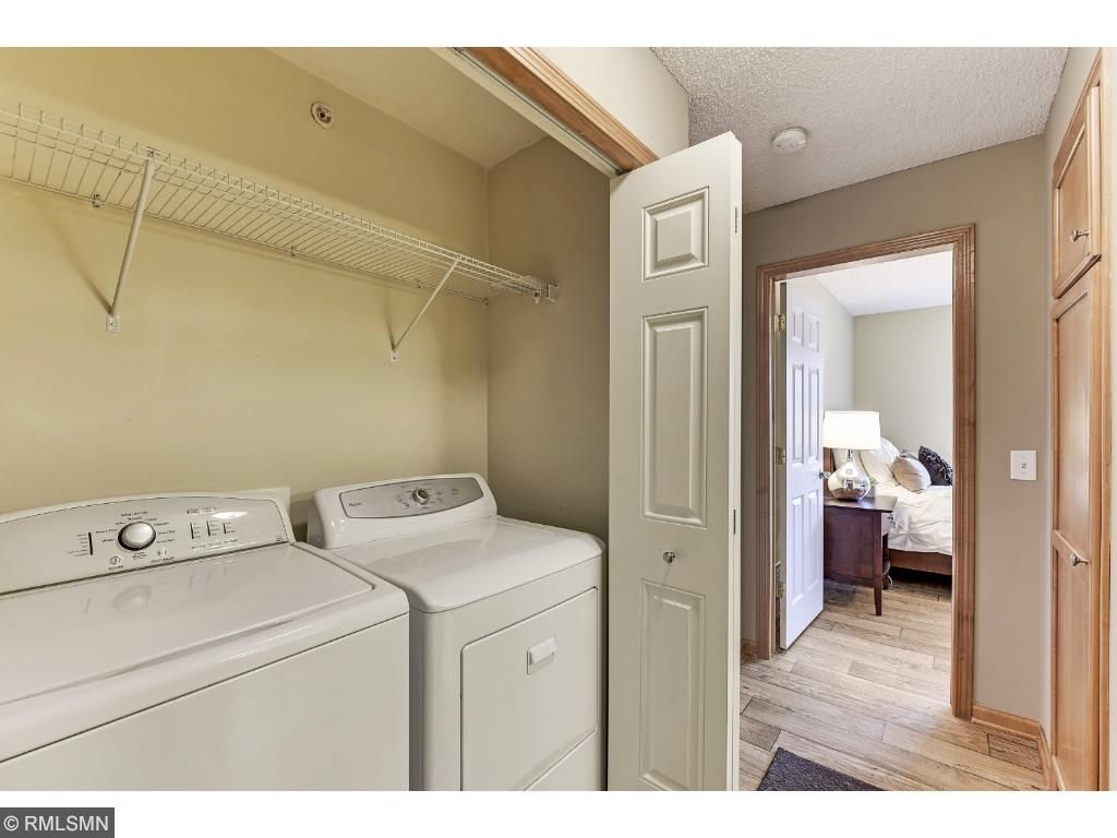 Washer /Dryer is Conveniently Located!