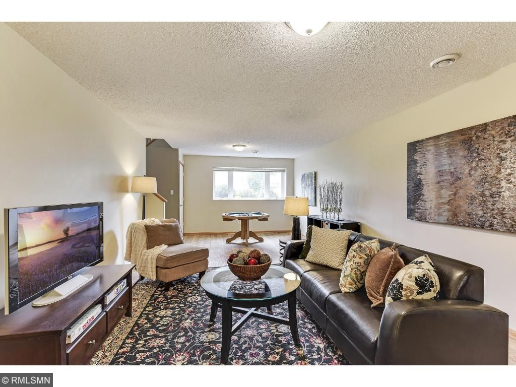 Lower Level Family/Recreation Room With Great Lookout Windows and Another 1/2 Bath!