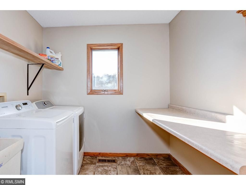 Laundry Room ~ Mud Room Right Next To Garage