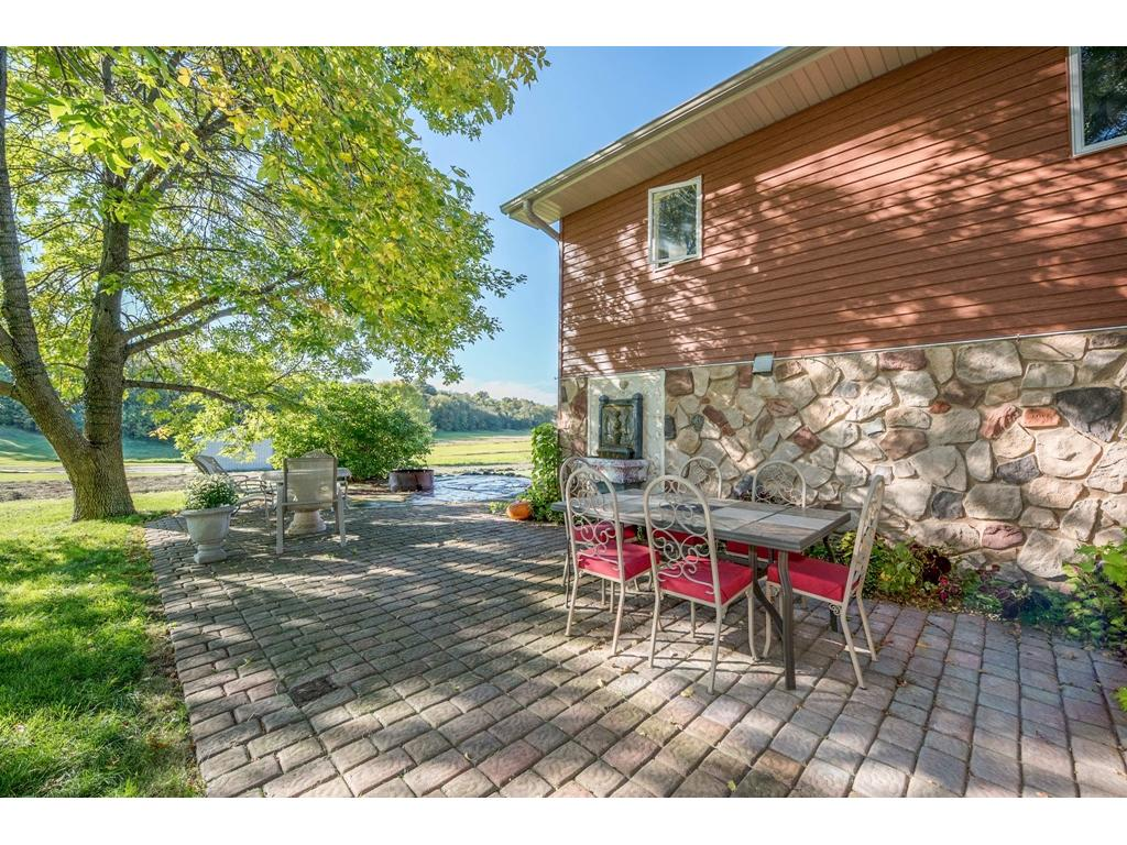 Large Patio with Great Country Views