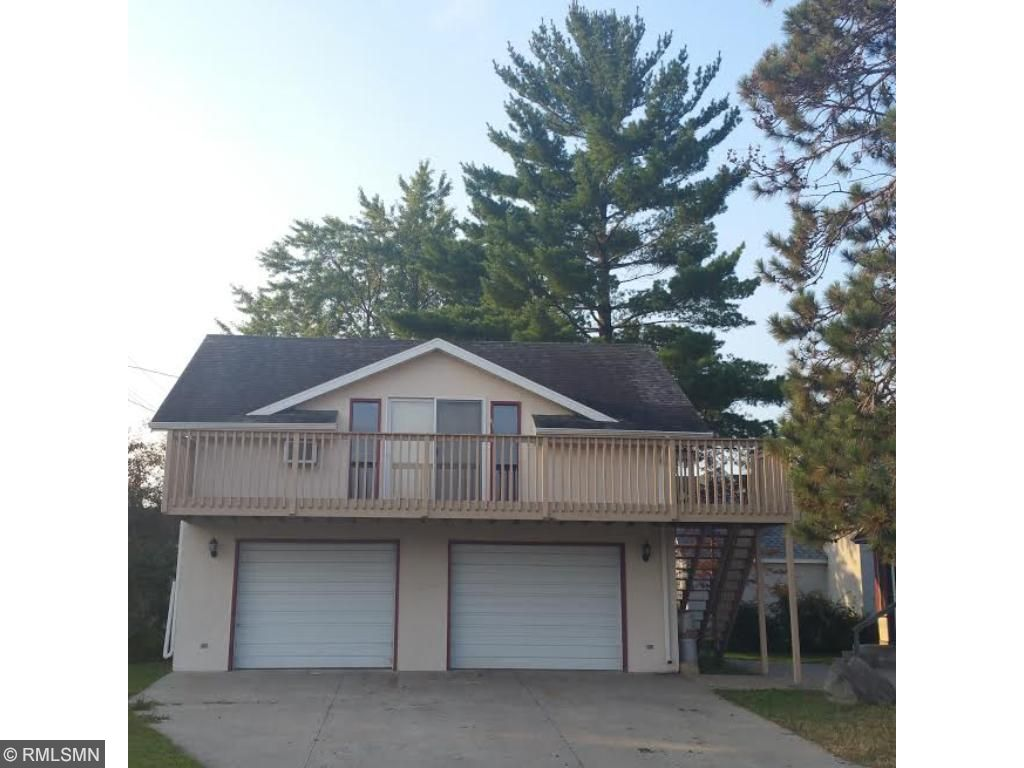 Garage with Studio Apt w/bathroom.500 Park Ave SPark Rapids, MN 56470