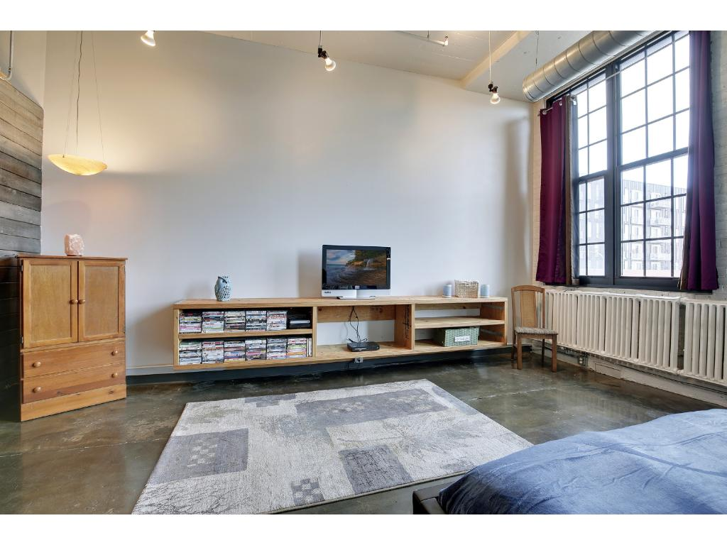 Entertainment center is attached and is included. Great storage. & 500 Robert Street N #319 Saint Paul MN 55101 | MLS: 4785039 ...
