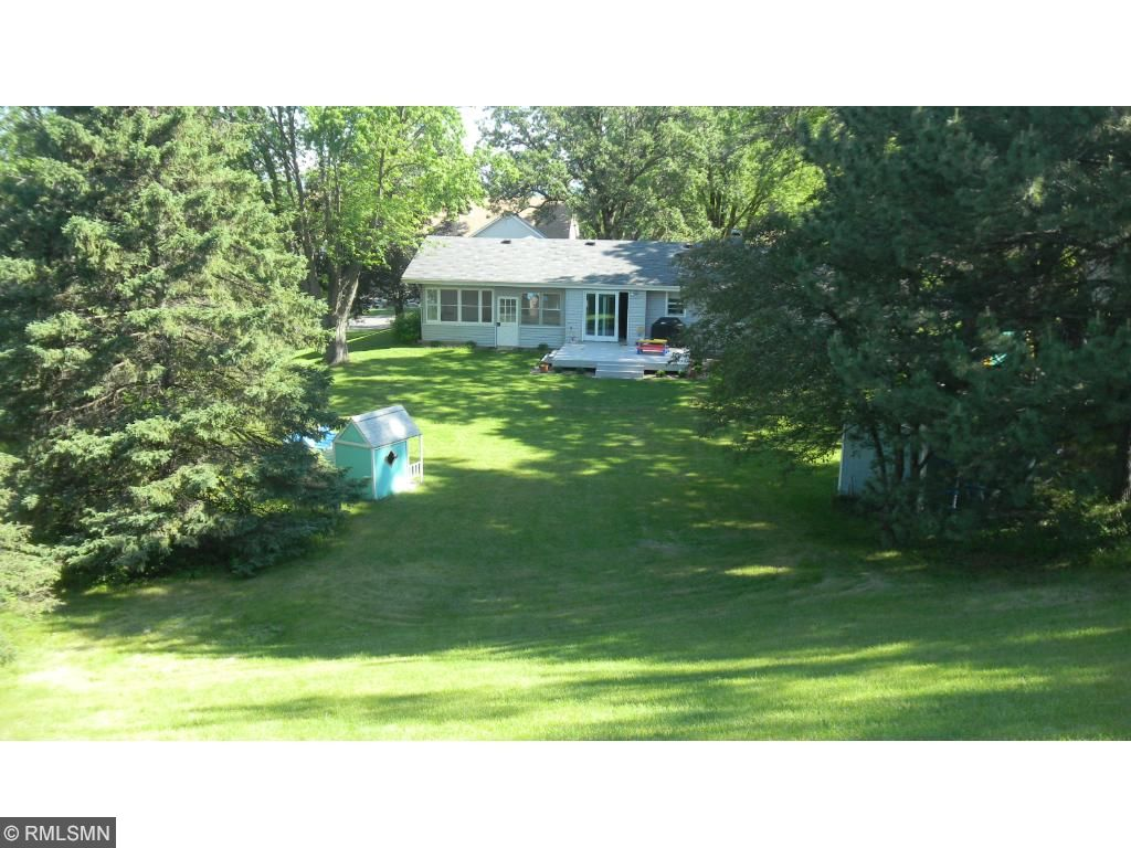 Three season covered back porch
