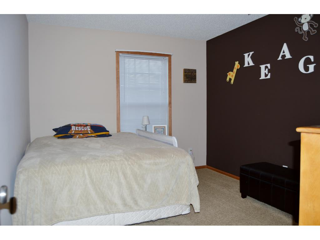 Loft area. Many uses. Home office, exercise or 2nd sitting area. Could be open 3rd bedroom.