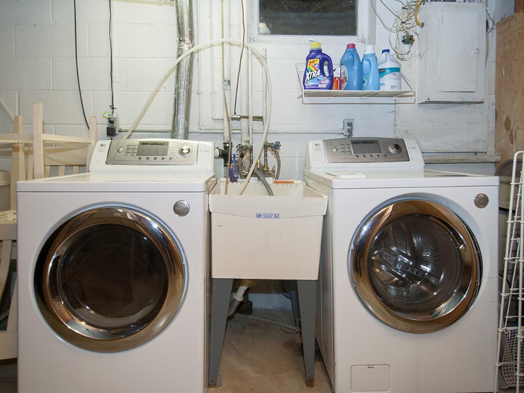 Washer , Dryer