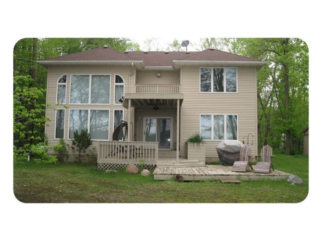 1 1/2 Story 3 Bedroom Executive Style Home.