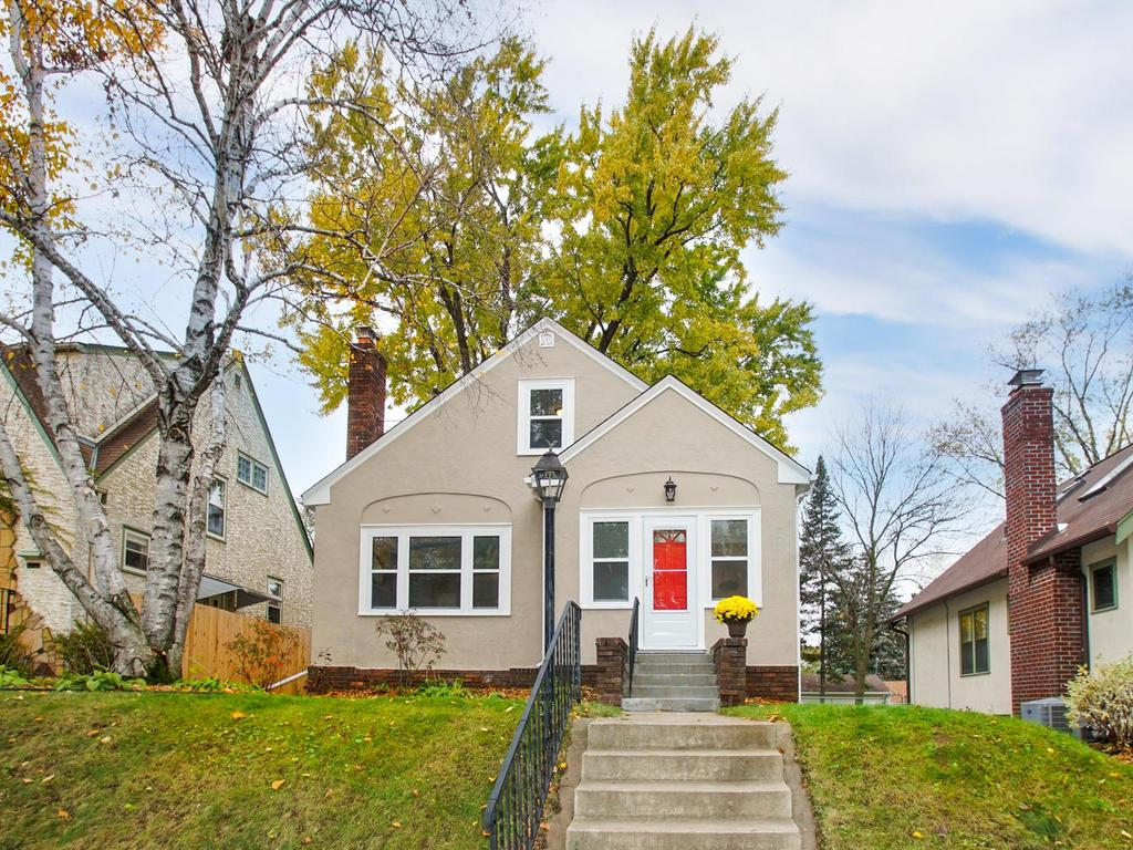 Desirable Nokomis location, just 2 blocks from Minnehaha Creek with walking and biking paths to all the lakes etc. Minutes to freeway access, schools, shopping, restaurants & more!