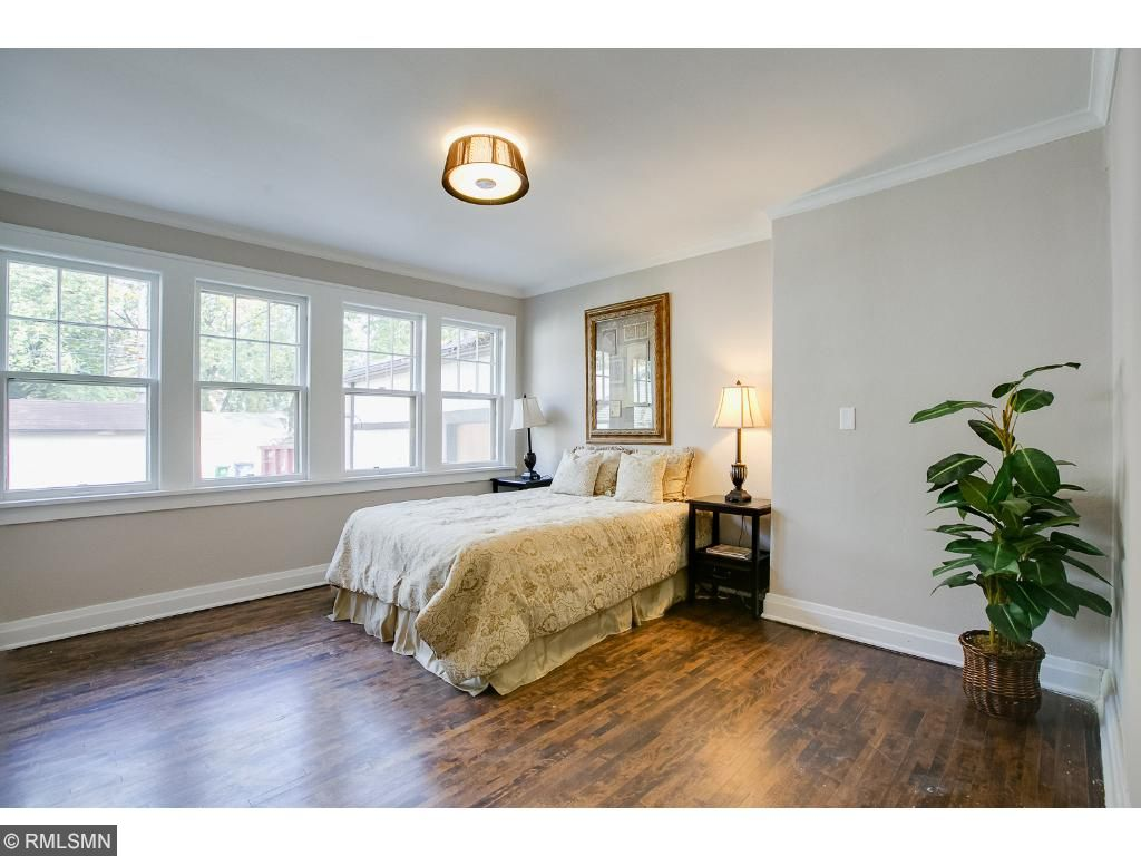 Master Bedroom has fabulous natural lighting overlooking patio area and back yard!