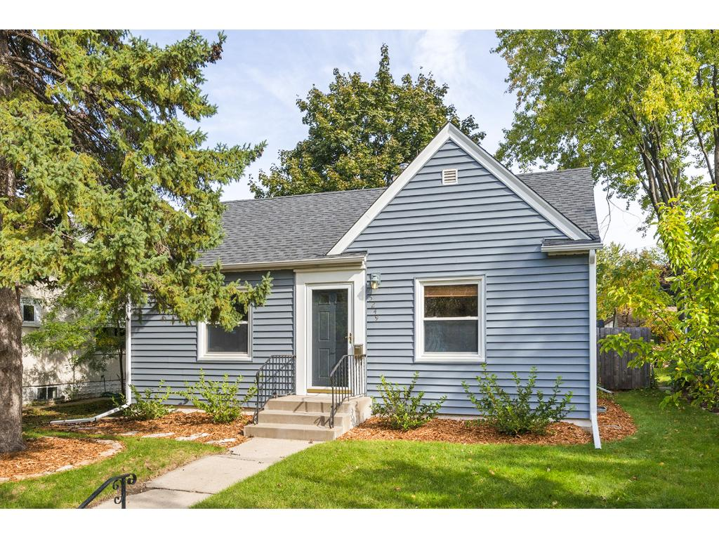 Completely Updated. Stylish & Charming. Convenient location. Private. Just a few of the many benefits of this Nokomis Home!