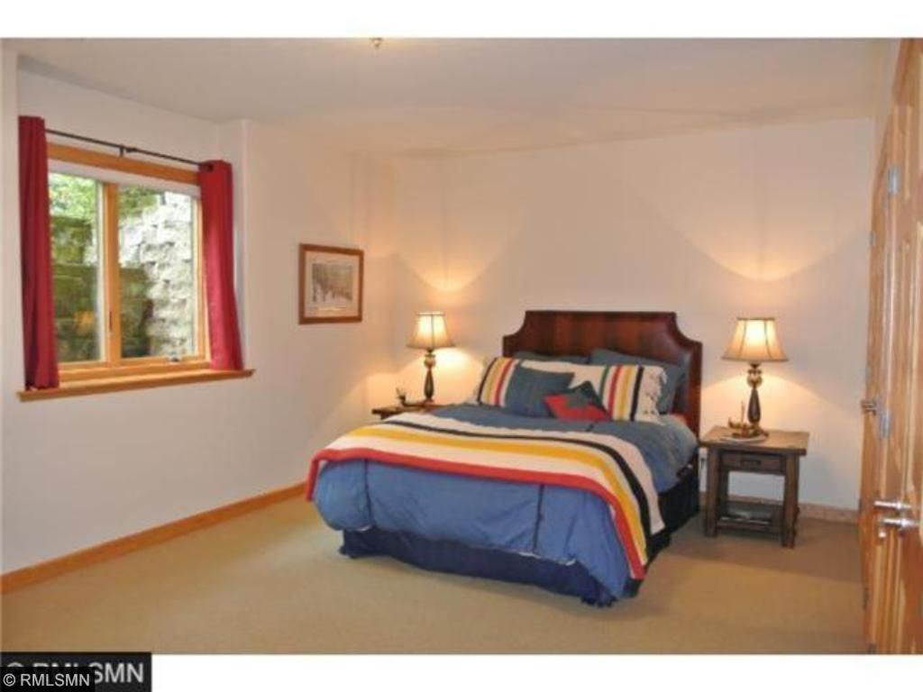 One of two generous sized Bedrooms on walkout level