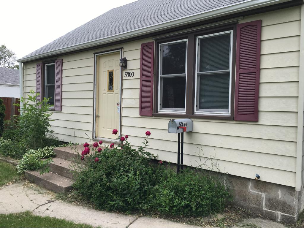 Great investment property with newer windows, furnace, water heater, and kitchen appliances.