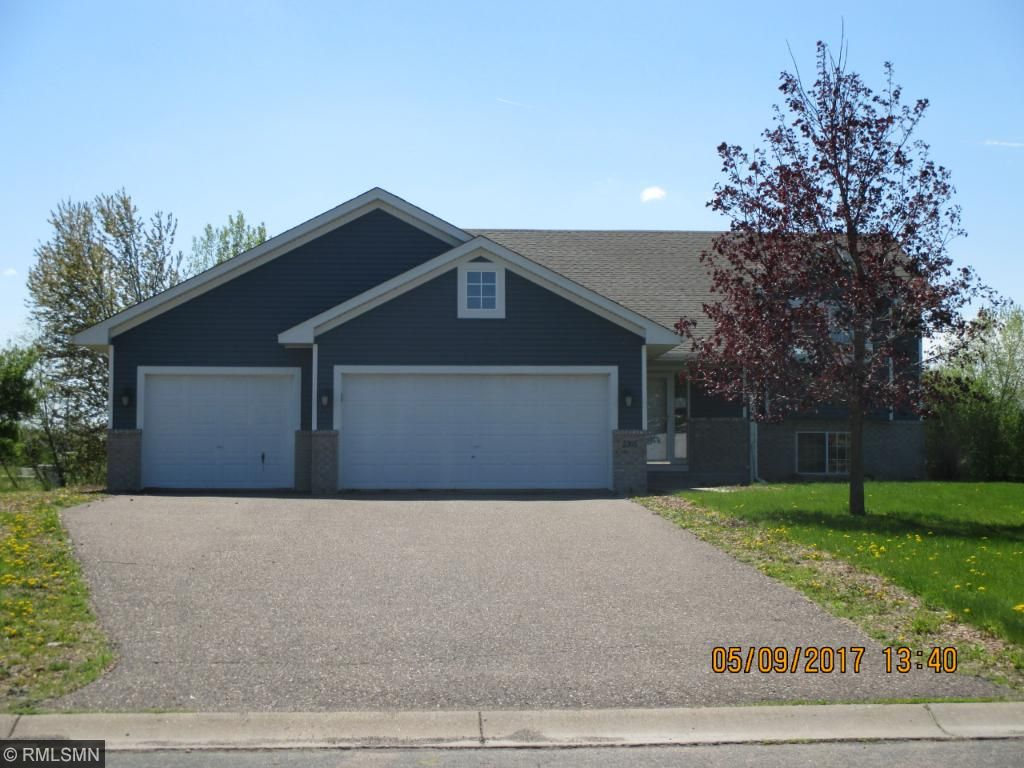 Wonderful 3 Bedroom, 2 Bath, 3 Stall Garage Split Level Home On Large City