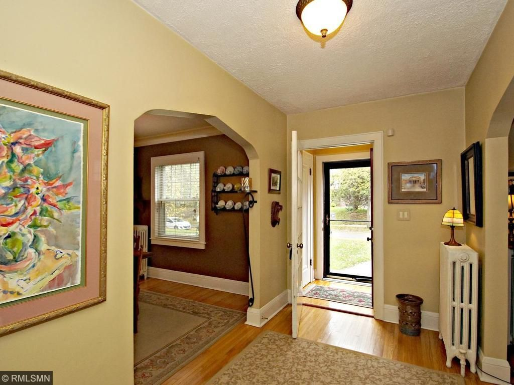 Walk into this home and instantly feel the charm of the entry ways & open areas for entertaining!