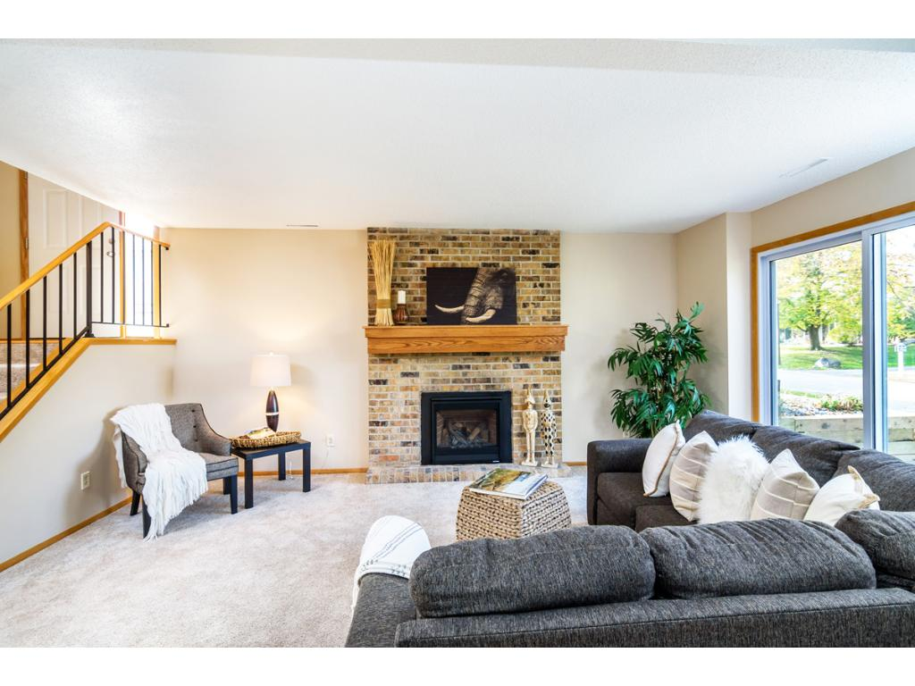 WOW! check out this Family Room!Spacious, light and bright!