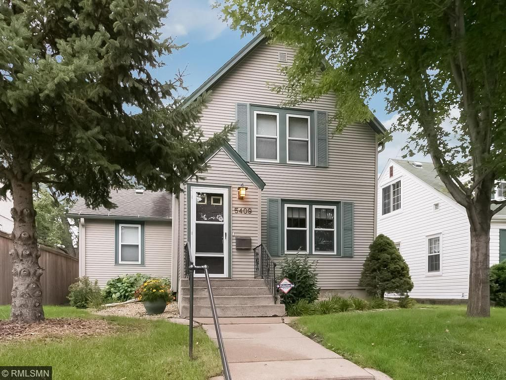 Welcome to 5409 30th Ave S, just blocks away from Lake Nokomis!  You will not find many in the area with the combination of 1920s character, large bedrooms and bathrooms, open floor plan, tons of storage and flexible space throughout the home!