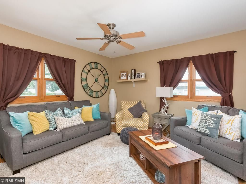 This home has space galore!  Very comfortable family room allows plenty of space for your family to relax.