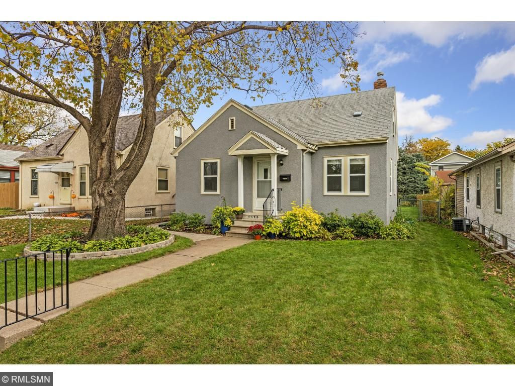 Welcome to this wonderful remodel in the Morris Park neighborhood of Nokomis!  Sweet area and yet walkable to so much!  MAC improvement are made!  Home features central air, newer windows and more!  5525 36th Ave S