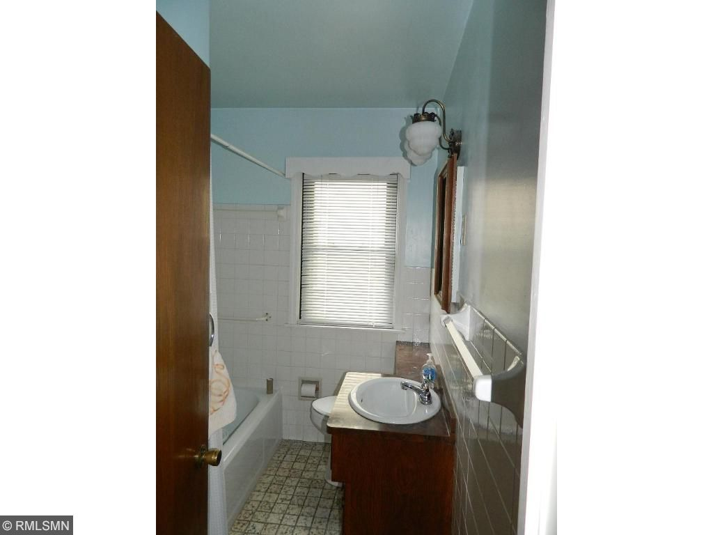 Spacious 3rd bedroom with large closet and built in cabinetry