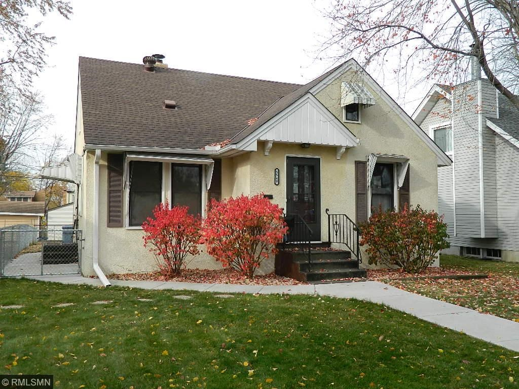 Great Curb Appeal, new windows, new roof, new sidewalk front and back.