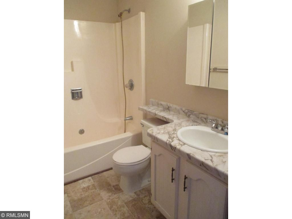 Here is a 2nd bathroom on the main level.