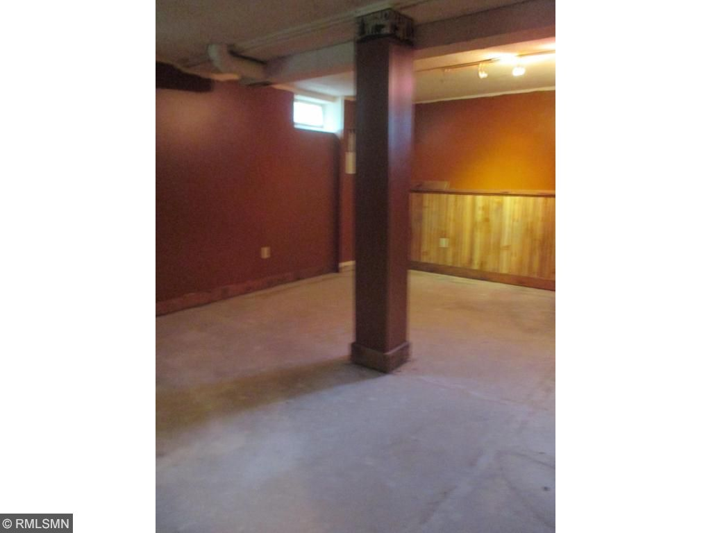 Lower level is partially finished.  Potential for a family room and another bedroom.  2 other rooms could be used for storage or a den or work out room.  The choice is yours!