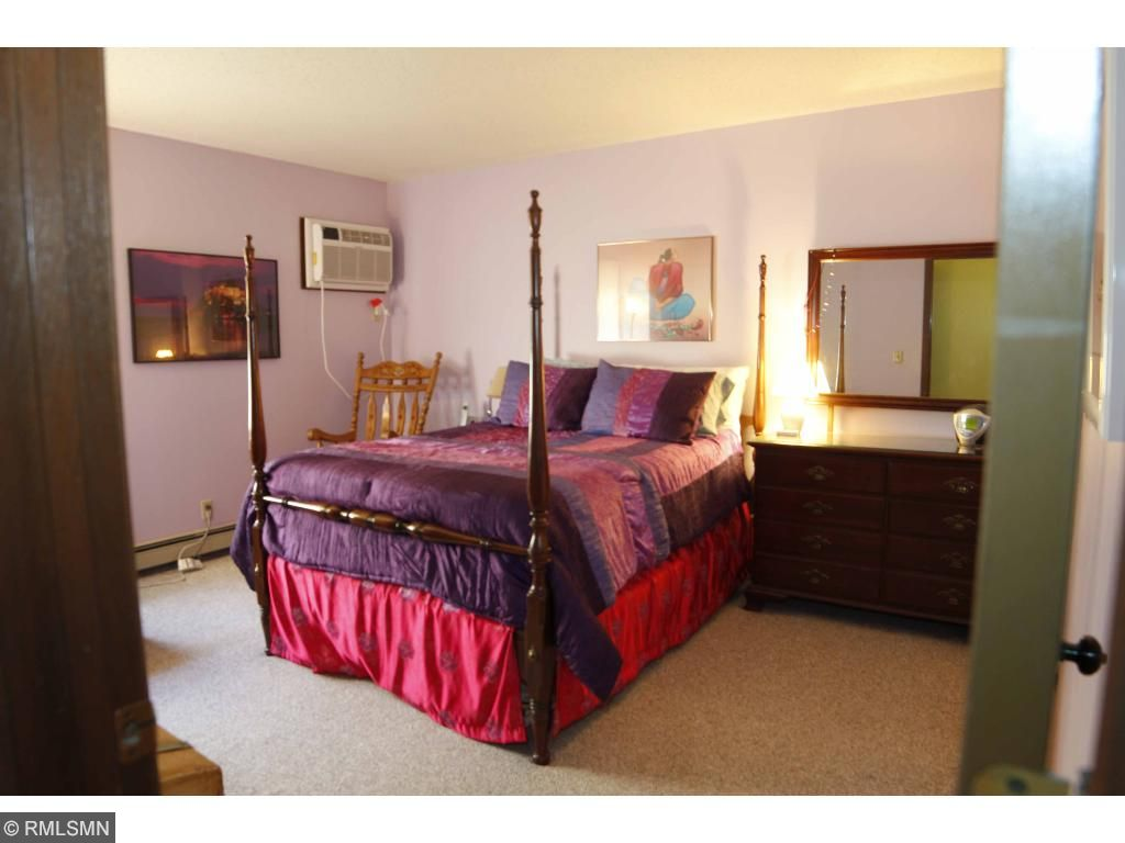 Plenty of closet space in the master bedroom and throughout the unit. Be surprised.