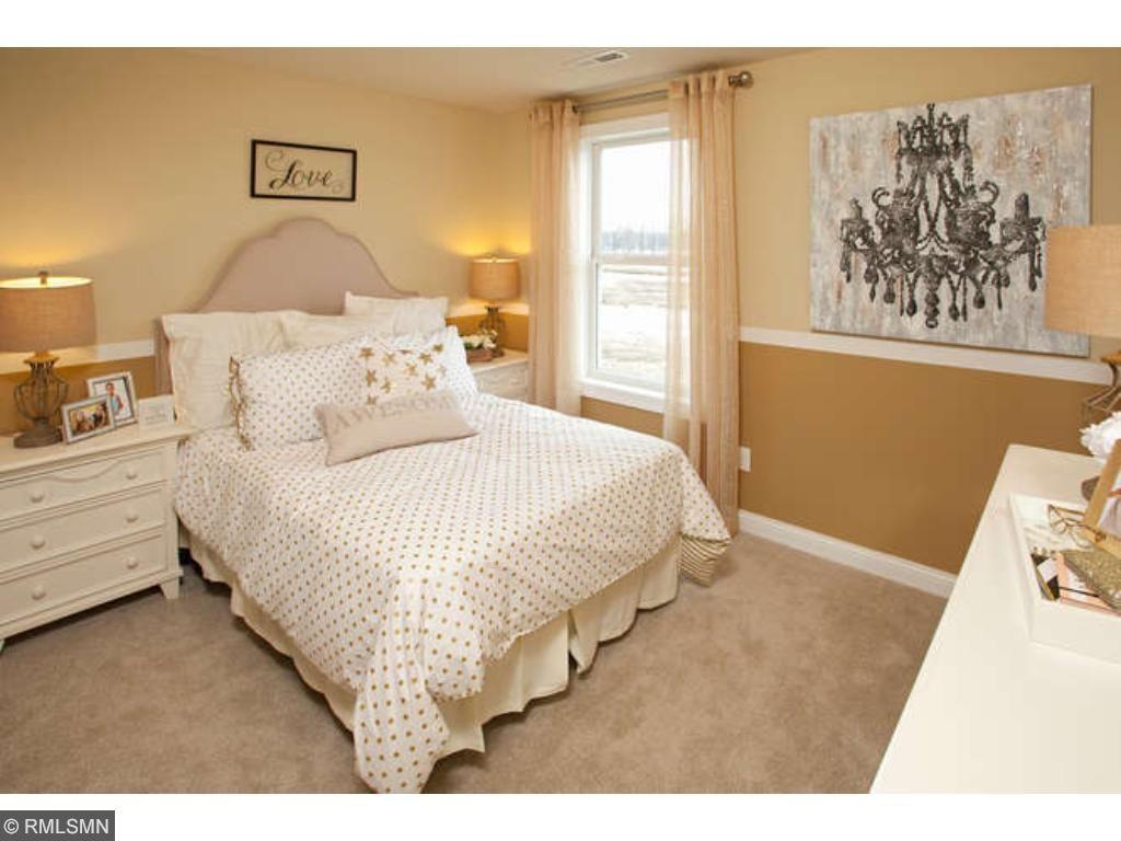 (photos of model home)