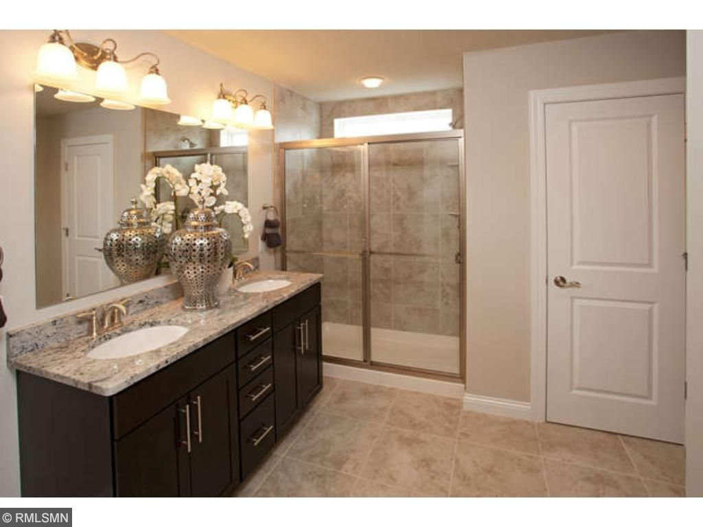 Owner's Bath (photos of model home)
