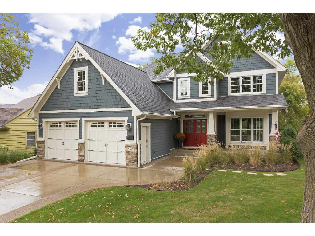 Built in 2006, this 2-story home near Chowen Park offers all the benefits (and more) of new construction at a fraction of the cost.