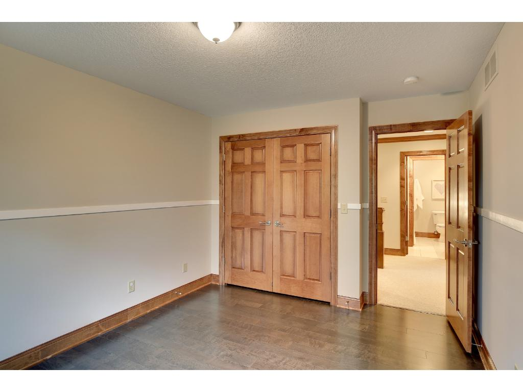 All Bedrooms feature large closets for storage and heavy, solid doors for privacy.
