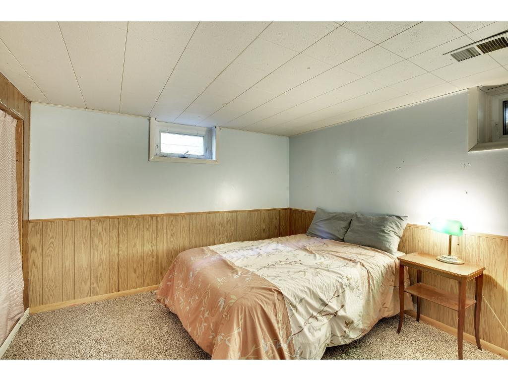 Lower level bedroom is non-conforming. Just needs an egress! Or can be used as an office or playroom!