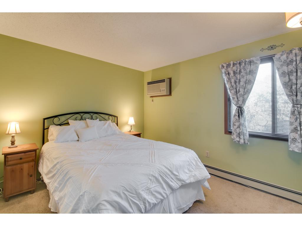 The Owner's Suite features plenty of closet space as well as a 3/4 bath featuring a roll in style to accommodate Wheelchair if needed a very large linen closet.